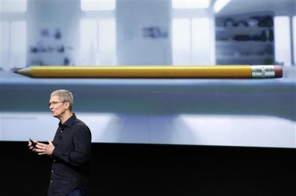 Apple представила планшет iPad Air 2 с 9,7-дюймовым экраном