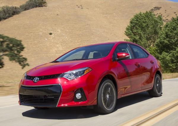 Toyota Corolla нового поколения выйдет в конце года