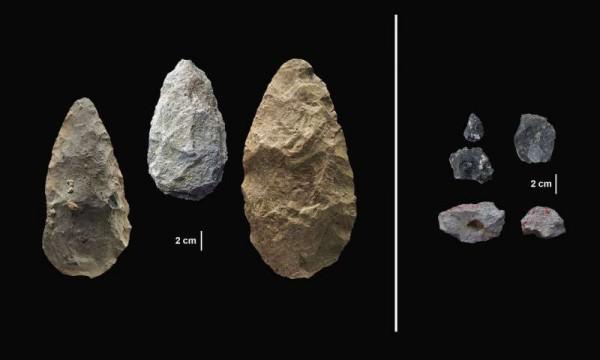 Древние орудия