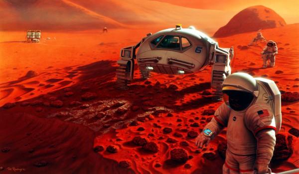 Полет на Марс может оказаться мошенничеством