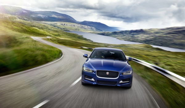 Спортивная модификация Jaguar XE