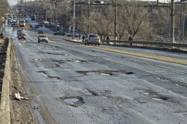 Подобные трассы заменят бетонными?