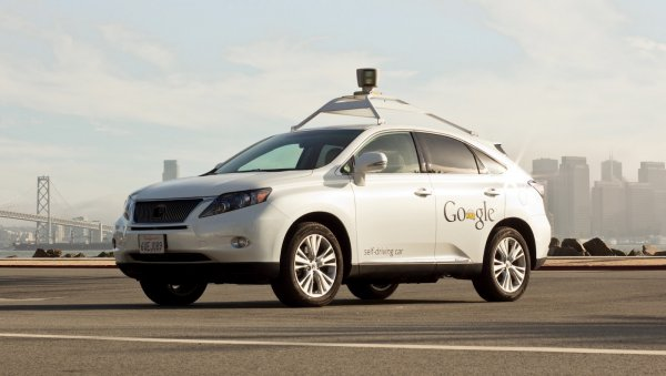 Автопилот Google теперь ставят и на Лексусы
