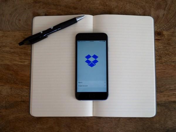 Dropbox запустил новый сервис