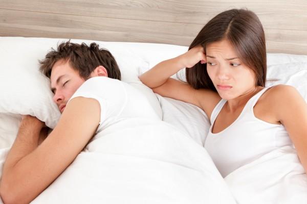Муж постояноо хочет секса