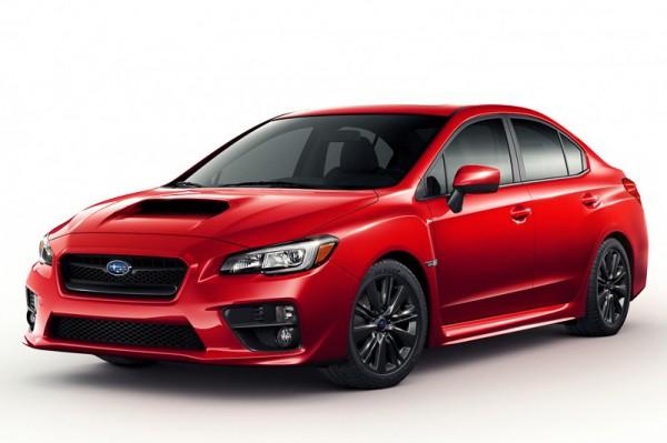 Новый Subaru WRX