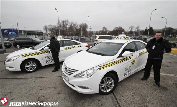 Такси передадут полиции
