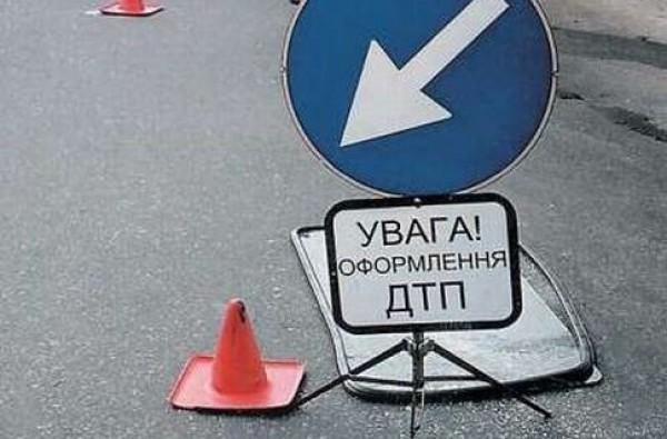 Машина Омельченко попала в аварию