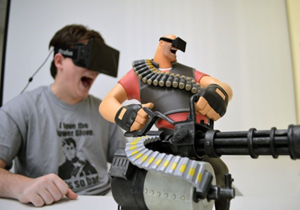 SteamVR покажут на конференции разработчиков