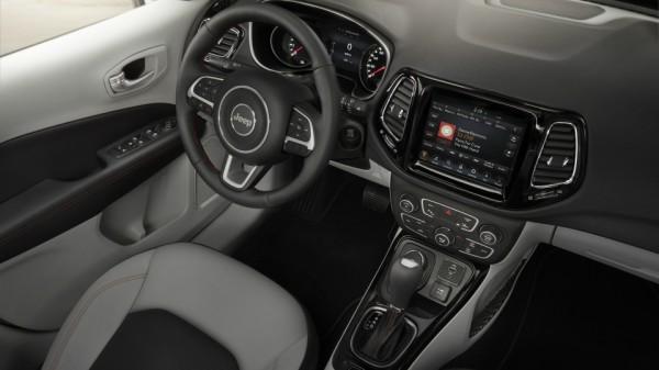 Китайское издание рассекретило дизайн будущего кроссовера Jeep Compass