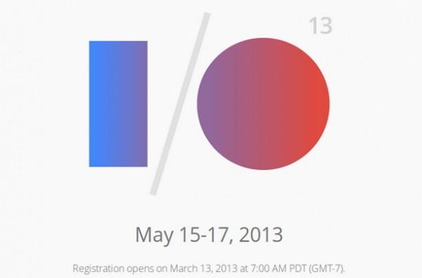 Логотип Google I/O 2013