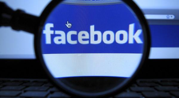 В социальной сети Facebook гуляет вирус