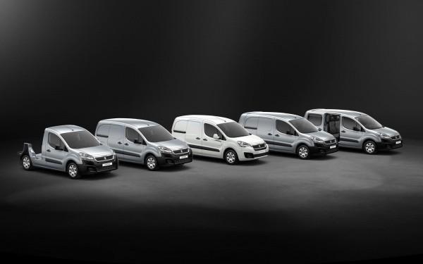 Семейство Peugeot Partner