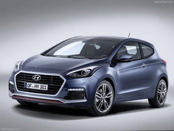 Новый Hyundai i30 Turbo