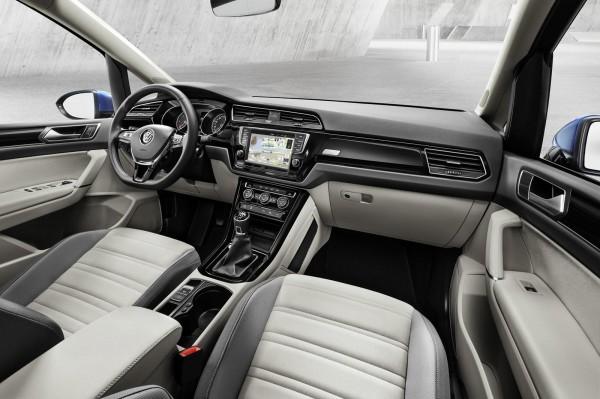 Новый Volkswagen Touran