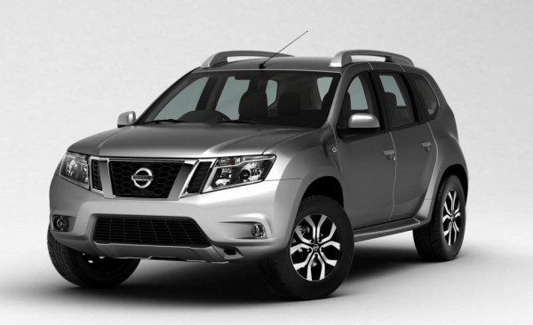 Новый Nissan Terrano - копия Renault Duster