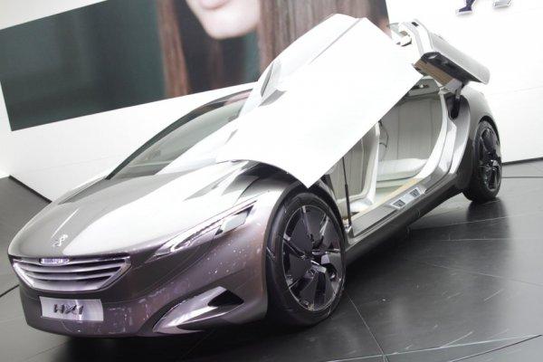 5. Peugeot HX1