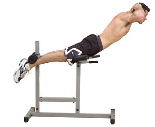 Упражнения за изправяне на гърба