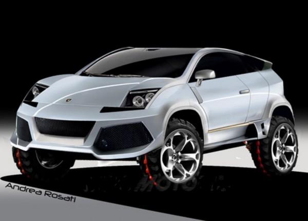 Lamborghini LM005 Lagartijo
