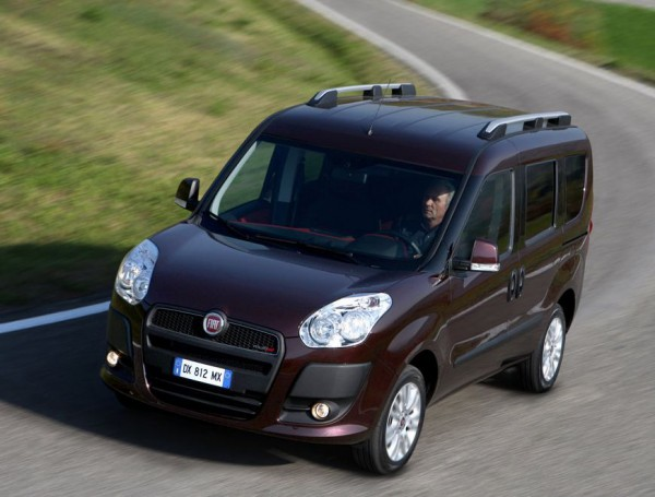 Fiat Doblo – первый в классе