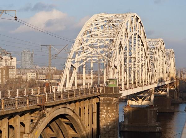 У Киева будет новый мост?