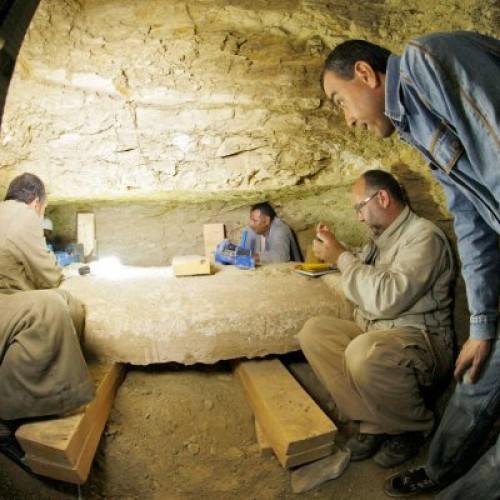 В Египте нашли древнейший корабль