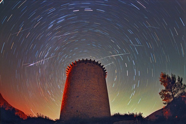 Жители Земли могут увидеть дождь из метеоров
