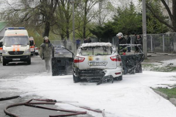 Водитель скончался из-за проблем с сердцем