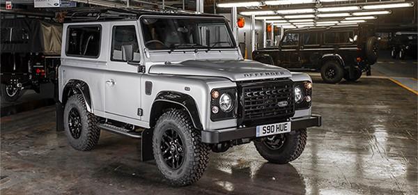 Land Rover планирует продлить выпуск внедорожников Defender