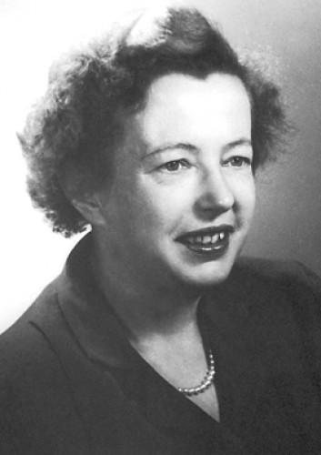 Мария Гёпперт-Майер