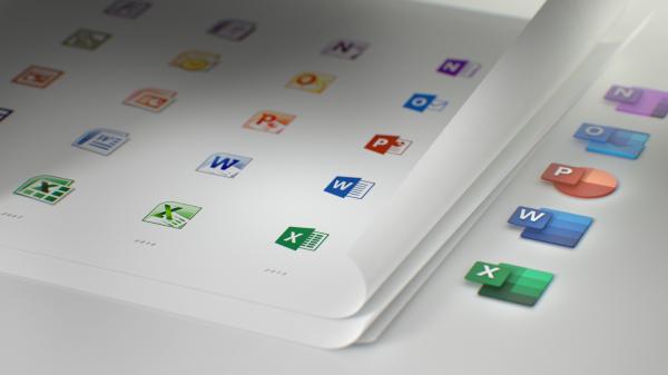 Новый дизайн Microsoft