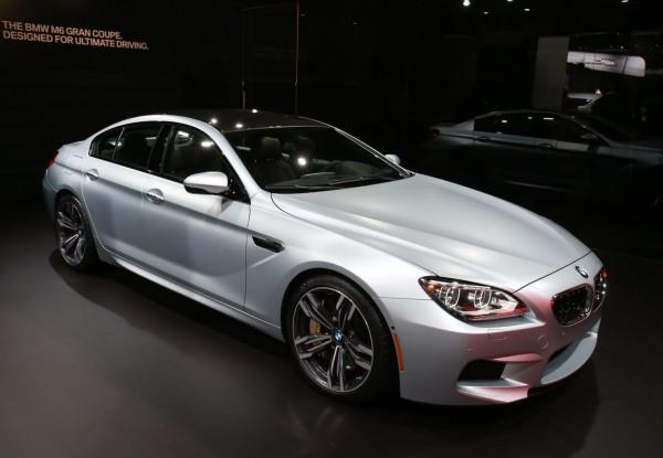 BMW M6 Gran Coupe – новый 560-сильный седан