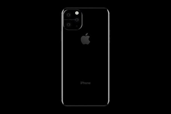 Рендер iPhone 2019