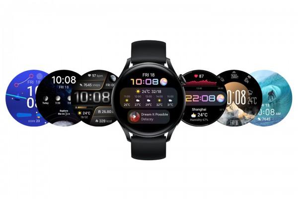 Умные часы Huawei Watch 3