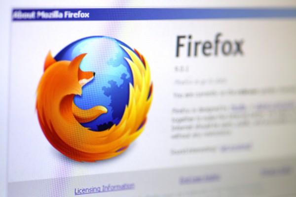 Как очистить историю поиска в Firefox