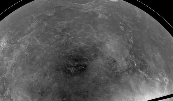 Снимок Венеры