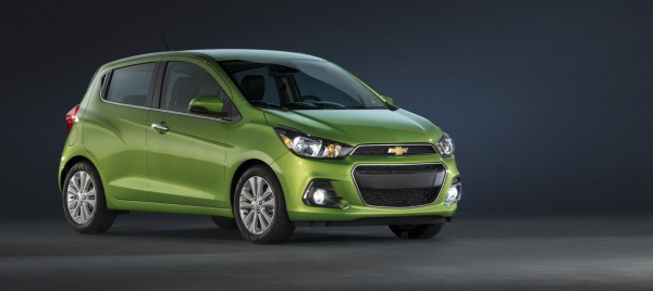Новый Chevrolet Spark