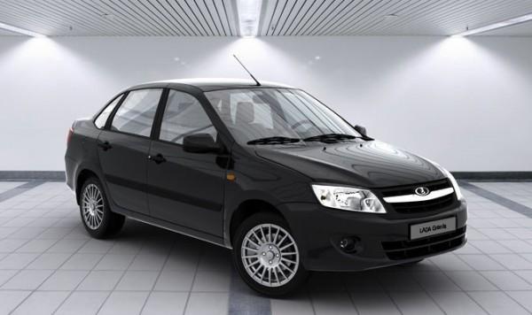 Lada Granta с АКПП стоит от 105 000 грн