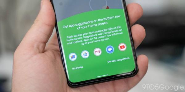 Новый Андроид стал доступен для некоторых пользователей