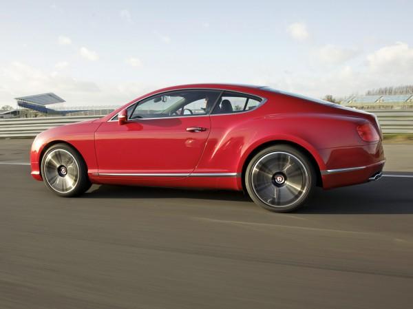 Bentley - самый популярный в Украине автомобиль сегмента Luxury