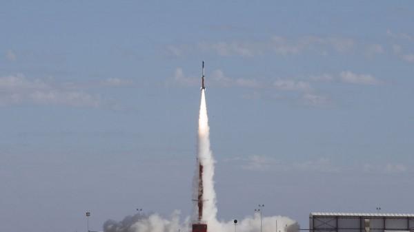 Запуск ракеты в Австралии