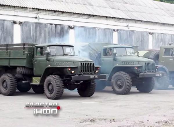 Хотя Украина имеет внеблоковый статус, армию систематически