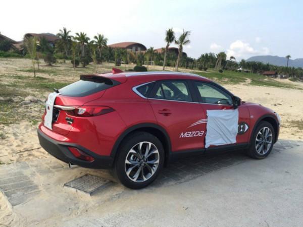 Китайцы раскрыли характеристики Mazda CX-4