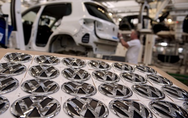 Проблемы Volkswagen