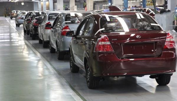 ЗАЗ три месяца будет производить машины