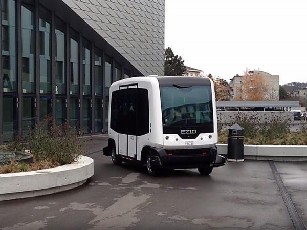 Необычный автобус