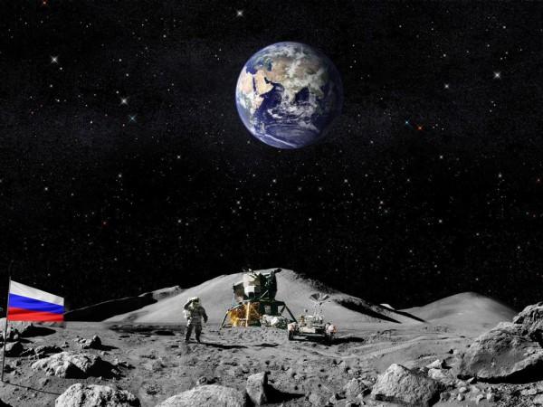 Россияне собрались на Луну