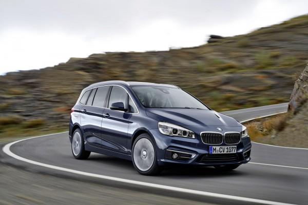 Новый BMW 2 Series Gran Tourer
