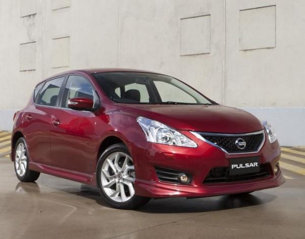Nissan Pulsar придет на смену нынешней Tiida