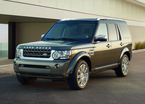 Land Rover Discovery Luxury Special Edition